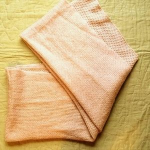 Oversized Blush Pink Infinity Scarf